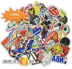 MEGA Graffiti Stickers Decals Vinyls | Pack of 100/ Water Pr
