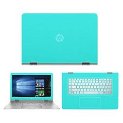 GADFLY Mint Green Skin Decal wrap Skin Case for HP Spectre x