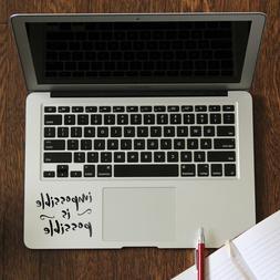 Motivational <font><b>Quote</b></font> <font><b>Laptop</b></
