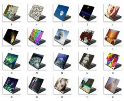 Multicolor Print Vinyl Decals Sticker Laptop Removable Skin