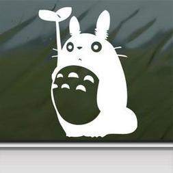 My Neighbor Totoro Holding Leaf - Trackpad / Keyboard - Viny