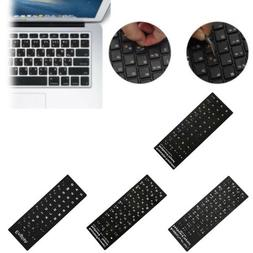 New Hot Keyboard Stickers Letter Alphabet Sticker For Laptop