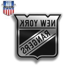 New York Rangers Monochrome Sticker Decal Phone Laptop Car W