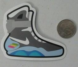 nike sticker Marty Mcfly air jordan back to the future cell