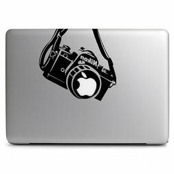 Nikon Camera Vinyl Decal Sticker for Apple Macbook Air Pro 1