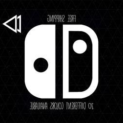 Nintendo Switch Logo Vinyl Decal Sticker Car Laptop - Video