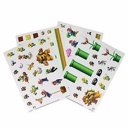 Paladone Super Mario Bros. Gadget Decals - Vinyl Sticker Cli