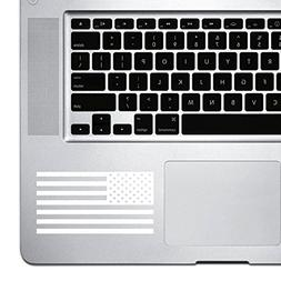 StickAny Palm Series American Flag Flat Sticker for Macbook