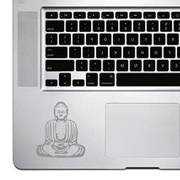 StickAny Palm Series Buddha Thin Sticker for Macbook Pro, Ch