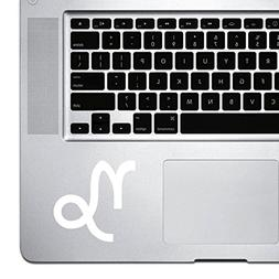 StickAny Palm Series Capricorn Sticker for Macbook Pro, Chro
