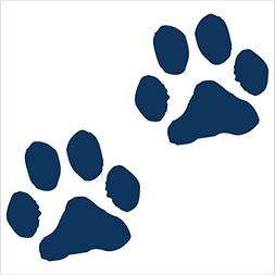 PAW PRINTS - Puppy Dog - Car, Truck, Notebook, Vinyl Decal S