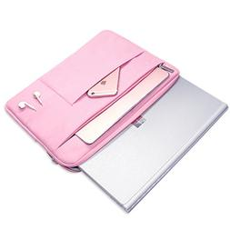 "Masino Pink Canvas Case Sleeve Bag for 13.5"" Microsoft Surfa"
