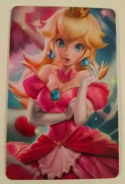 Princess Peach Sticker decal ipad laptop skate board phone g
