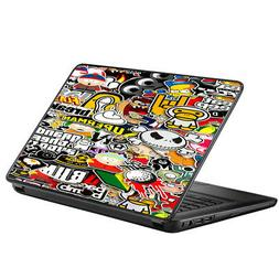 "Protective Vinyl Skin Decal for HP 2000 Laptop  15.6"" 15"" co"