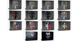 Punisher Vinyl Laptop Computer Skin Sticker Decal Wrap Macbo