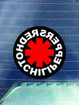 red chili peppers vinyl decals
