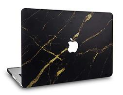 LuvCase Rubberized Plastic Hard Shell Cover Compatible MacBo