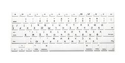 Russian Character Keyboard Cover, HQF® Laptop Keyboard Cove
