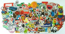 school skateboard laptop car bumper assorted stickers