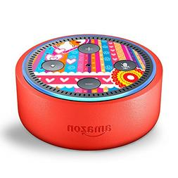 Skin Decal Vinyl Wrap for Amazon Echo Dot Kids Edition Stick
