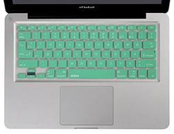 XSKN Spanish Keyboard Skin Silicone Rubber Cover for Macbook