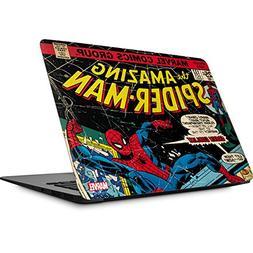 Skinit Marvel Spider-Man MacBook Air 13.3  Skin - Marvel Com