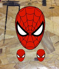 Spiderman Vinyl Decal Sticker Car Truck Laptop Spidey Spider
