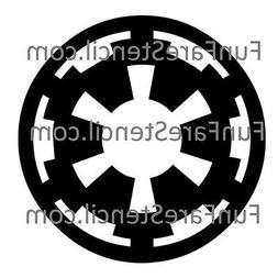 Star Wars Galactic Empire Die Cut Vinyl Decal - Car Laptop W