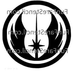 Star Wars Jedi Order Die Cut Vinyl Decal - Car Laptop Window