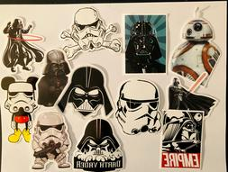 Star Wars Mixed Stickers Vinyl Skate Luggage Laptop Car Deca