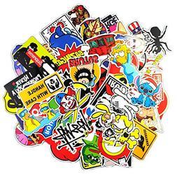 Sticker Pack ,Sanmatic Sticker Decals Vinyls for Laptop,Kids