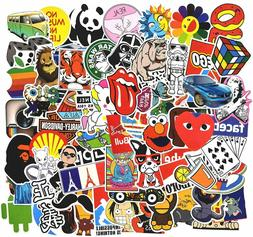 Stickers Pack Cool, 100 Pcs Vinyl Waterproof Stickers, for L