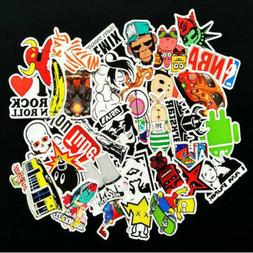 50 Pieces Stickers  Sticker Graffiti Laptop Luggage Car mix