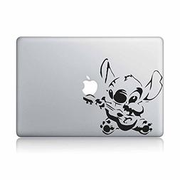 stitch playing guitar apple macbook