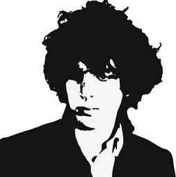 Syd Barrett Pink Floyd vinyl decal car window laptop sticker