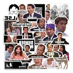 The Office Stickers 30 PCs for laptop luggage sktateboard mu
