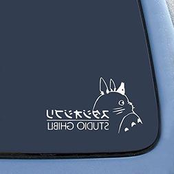 Bargain Max Decals - Totoro Ghibli Laputa JDM Anime Sticker