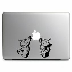 Toy Story Green Aliens Vinyl Sticker Decal for Macbook Air P