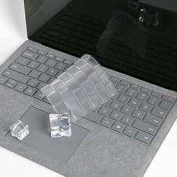 Ultra Thin Clear Keyboard Cover for Microsoft Surface Laptop