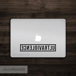 Ultraviolence -Vinyl Bumper Sticker Laptop Sticker Window De