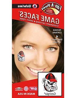 University of Georgia  Bulldogs – Waterless Peel & Stick T