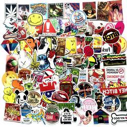 1000 Stickers Bomb Decal Vinyl Car Skate Skateboard Laptop L