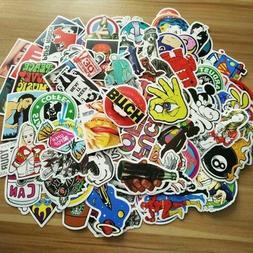 US Seller- 1000 Stickers Bomb Decal Vinyl Car Skateboard Lap