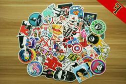 US SELLER, 50Pcs skateboard Vinyl Stickers Car Laptop gift f