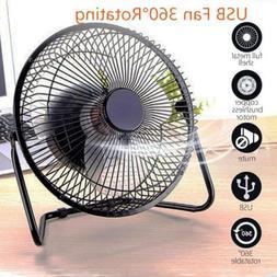 usb fan mini portable desktop cooling desk