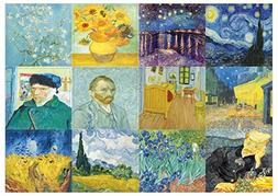 Creanoso Van Gogh Famous Paintings Decor Sticky Notes - 10 S