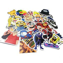 Vanka 200PCS Cool Vinyls Graffiti Stickers to Personalize La