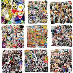 Various Types Vinyl Graffiti Stickers Skateboard Laptop Lugg