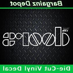 Vinyl Decal ... The DOORS ... Band Car Laptop Sticker Vinyl