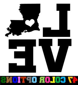 Vinyl Decal Truck Car Sticker Laptop - Home State Map Outlin